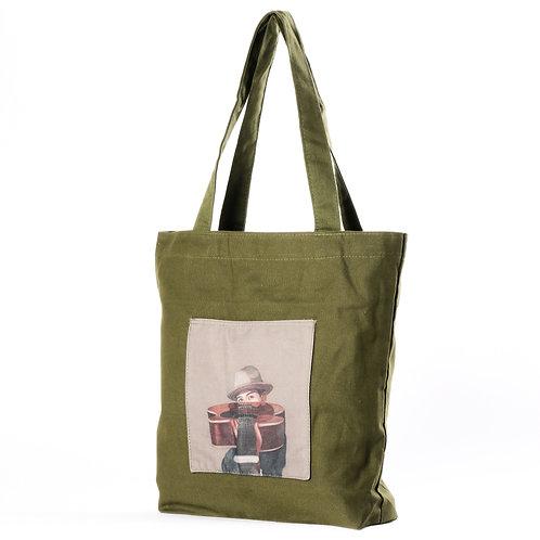 555! Tote Bag