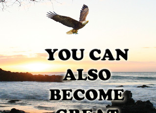 You Can Also Become Great: The Principles of Greatness and Benefits of Wisdom