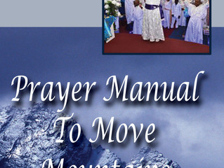 Prayer Manual to Move Mountains