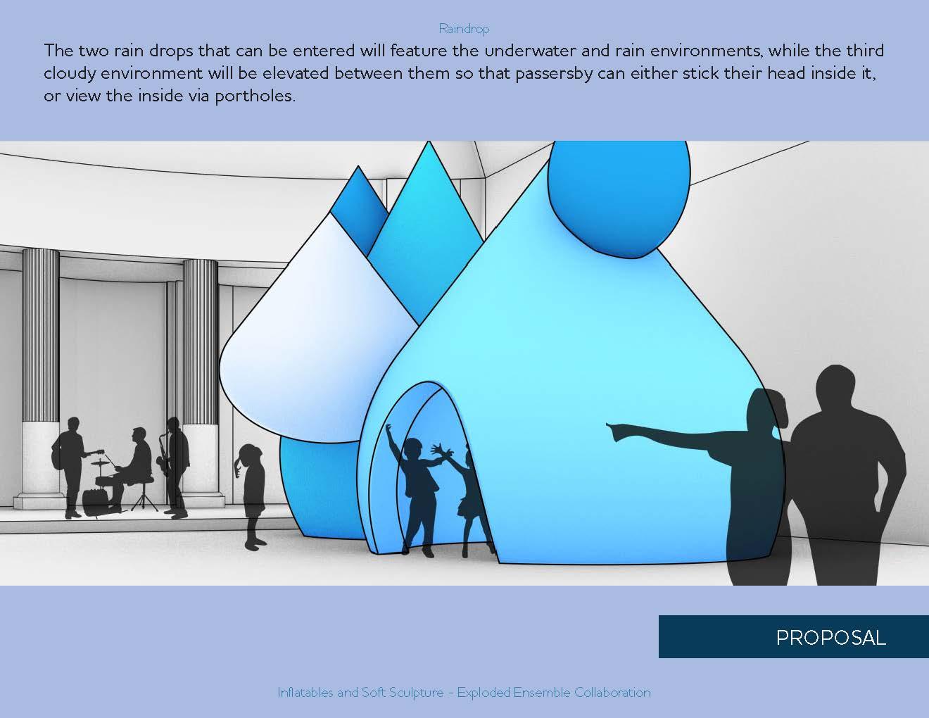 Raindrop Installation Proposal