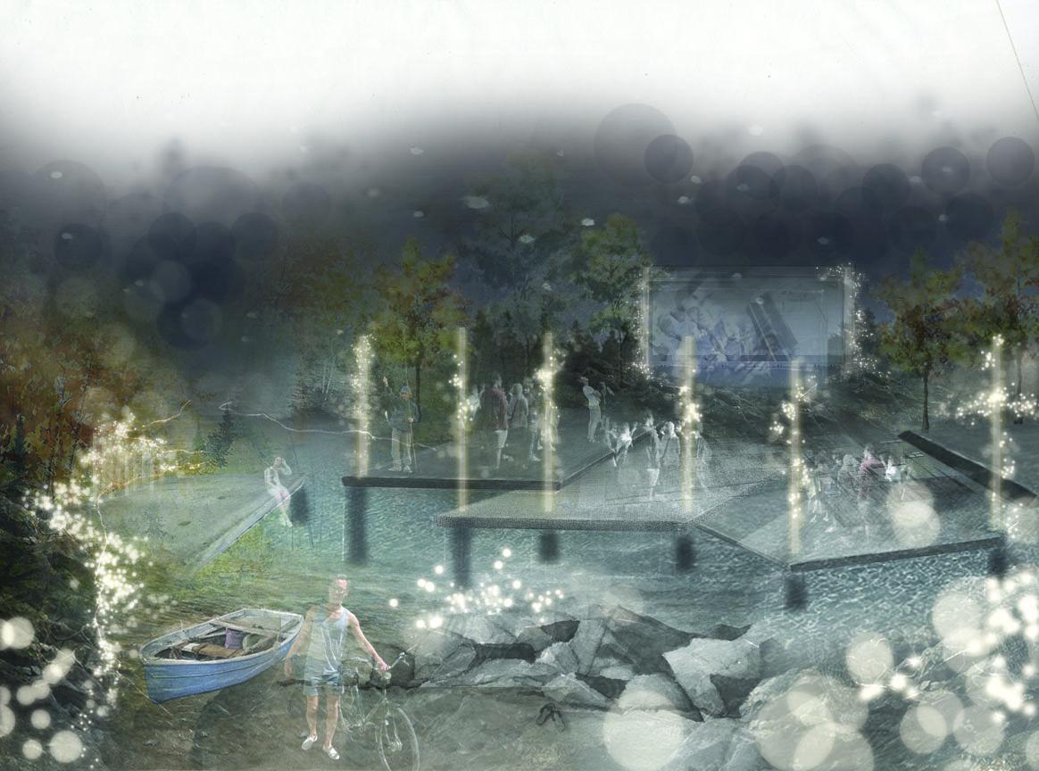 2013: Rivanna River Vortex