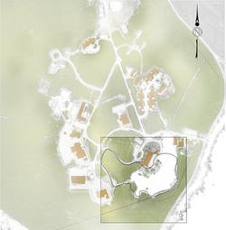 Schoodic Institute site plan