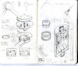joint sketch studies