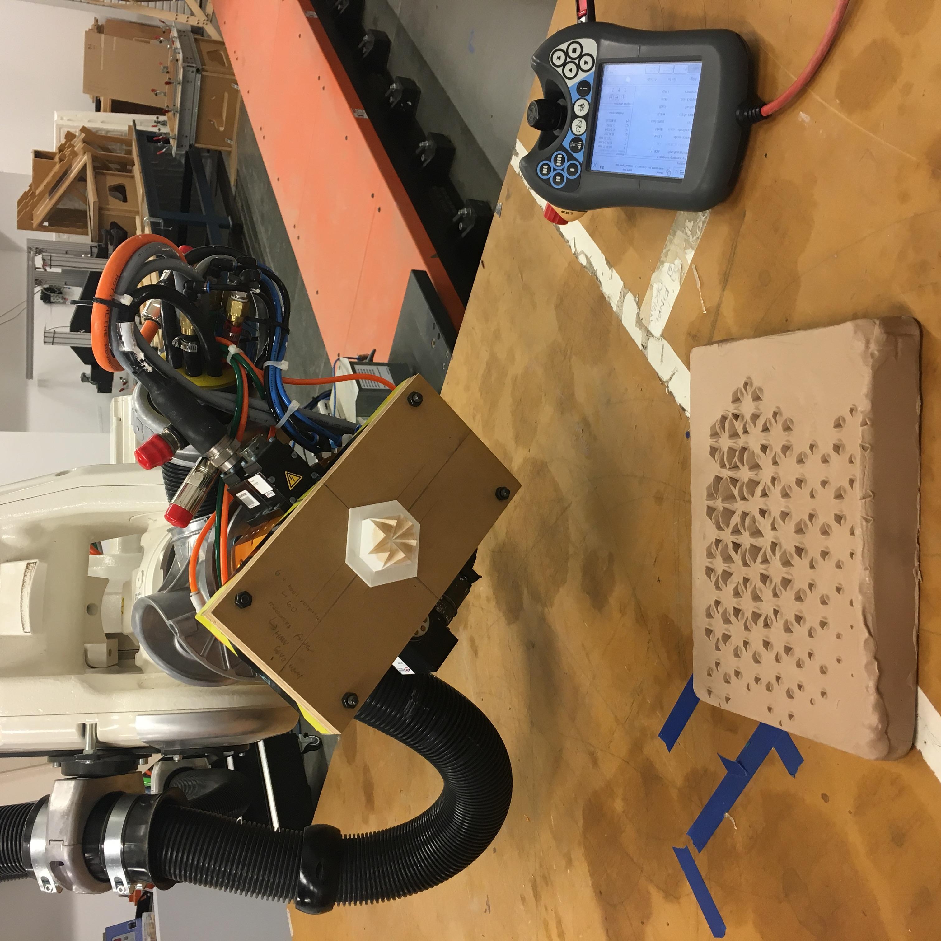 robotic workflows