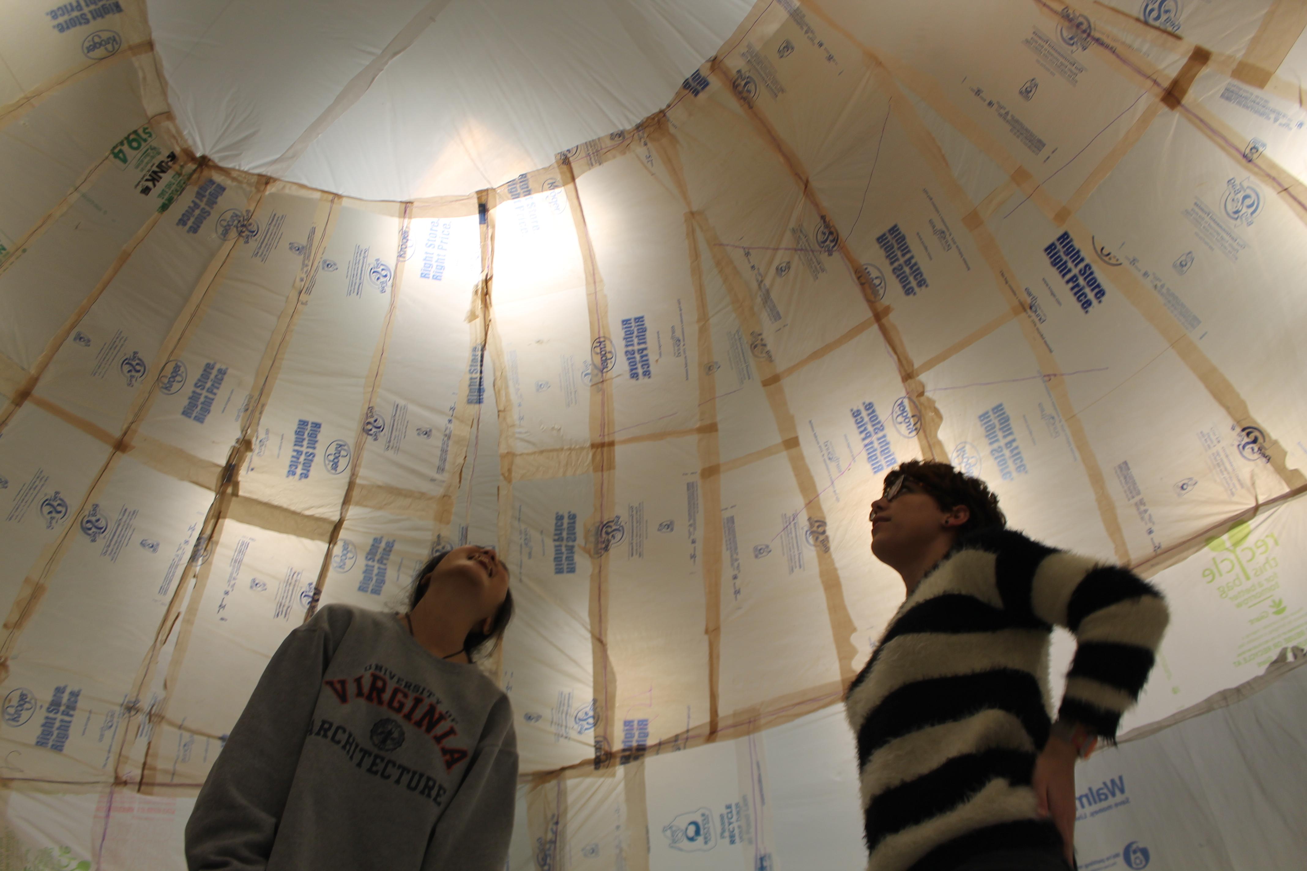 inflatable exhibit