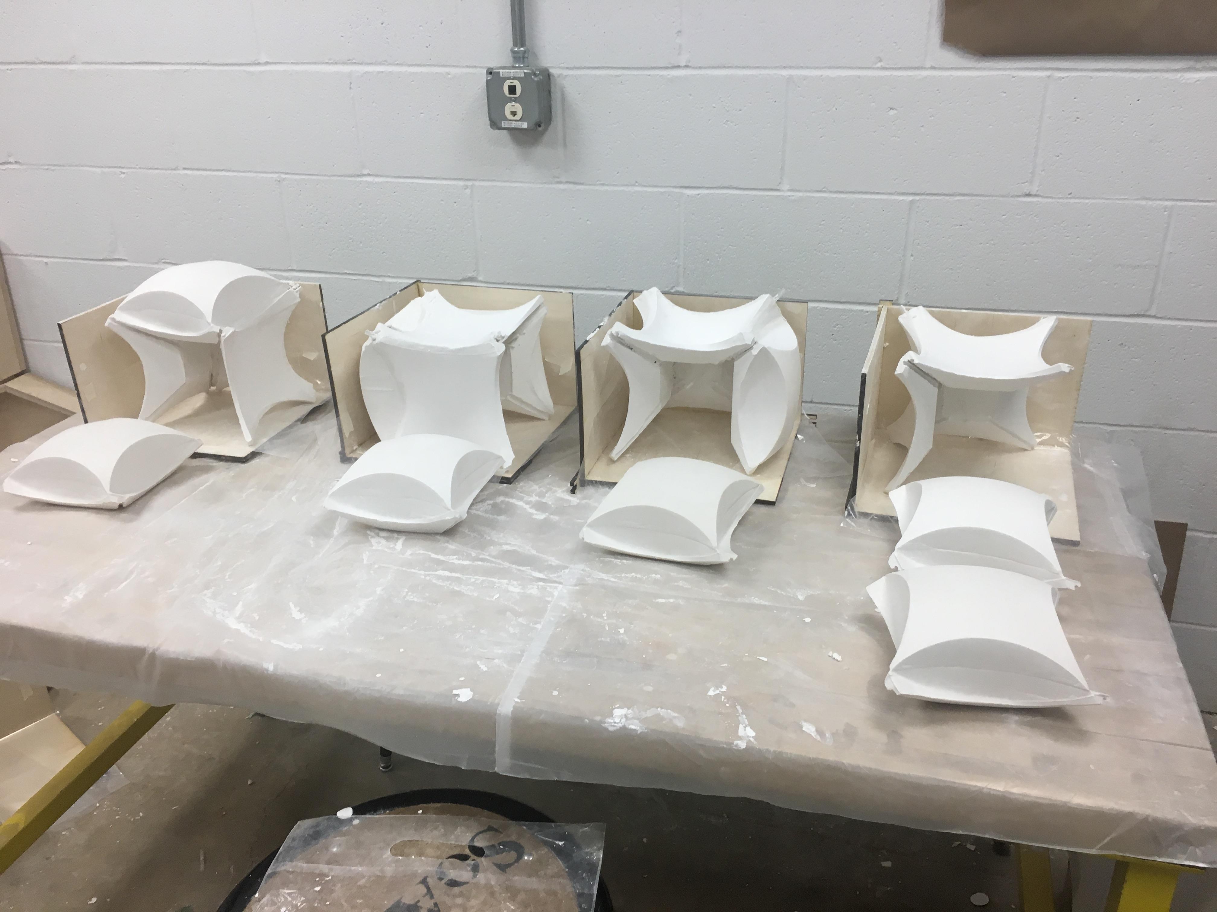 cast assembly