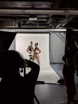 promo photoshoot
