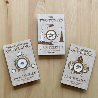 Lord of the Rings magnets