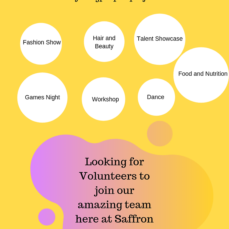 Saffron Young People's project Looking For Volunteers (3)