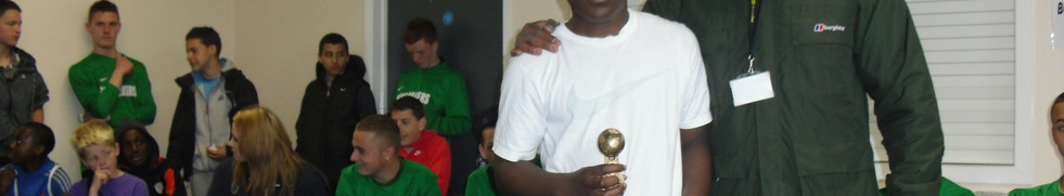 SYPP  award for young player of the year