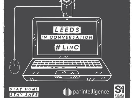 Leeds in Conversation featuring Scaled Insights