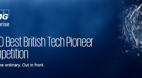 KPMG Best of British Tech Competition
