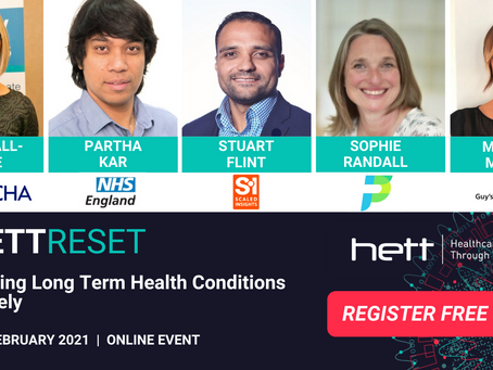 Stuart Flint Speaks At HETT Reset