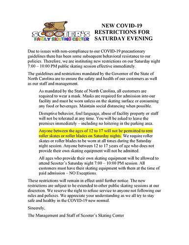 Saturday Night Covid-19 - Gina Update-co