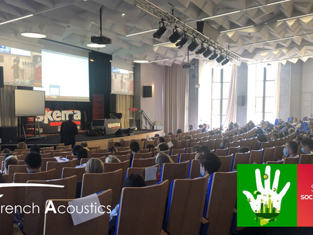 SKema Social Ventures Awards, French Acoustics en quatrième place !