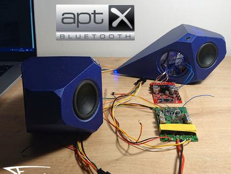 French Acoustics vous fait découvrir l'APTX !