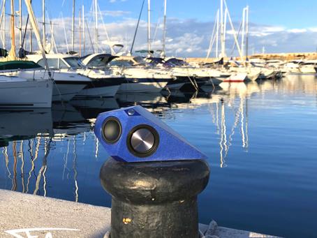PROTON sous le soleil du port d'Antibes !