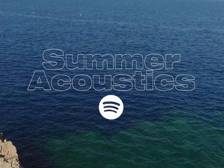 Summer Acoustics la playlist de l'été par LCA Records & French Acoustics !