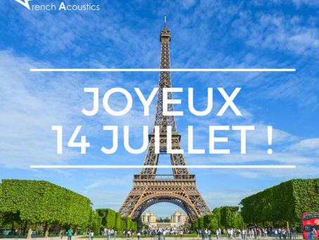 Joyeux 14 juillet !