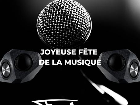 Bonne fête de la musique !