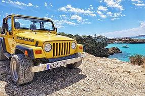 Lets go!😜 #ibiza #ibizajeeps #jeep #jee