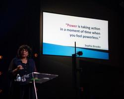 Sophia Brooks Keynote Speaking