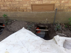 Installing and repairing foundation
