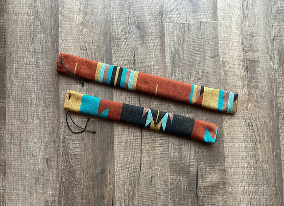 Flute Bag | Clay & Coral