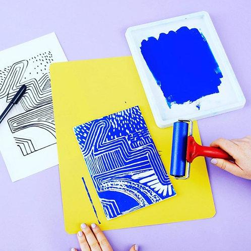 Printmaking/Stamp Making