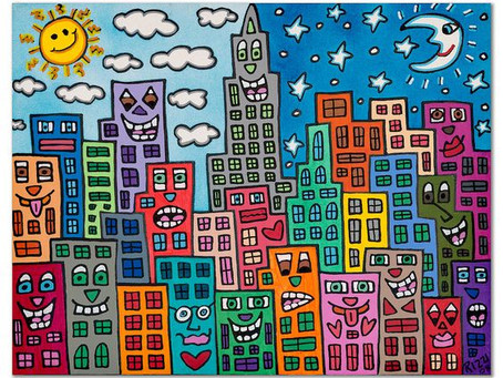 James Rizzi Cities