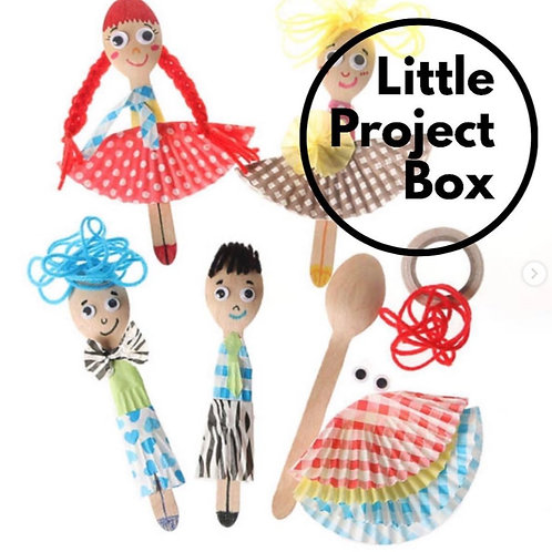The Puppet Box