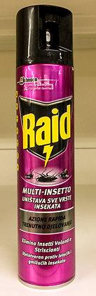 RAID MULTI INSETTO 300 ML