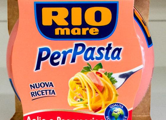 PER PASTA RIO MARE aglio peperoncino