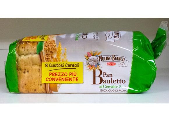Pan Bauletto Cereali Mulino Bianco 400gr
