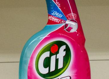 CIF SPRAY 650ML CANDEGGINA