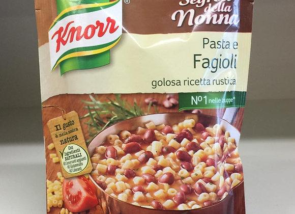 Pasta Fagioli Knorr 182gr