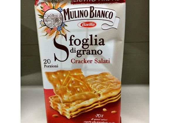 Crackers Sfoglia Grano Mulino Bianco 500gr