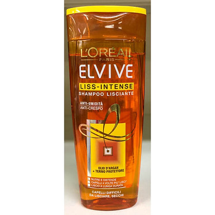 SHAMPOO ELVIVE lisciante 250 ML
