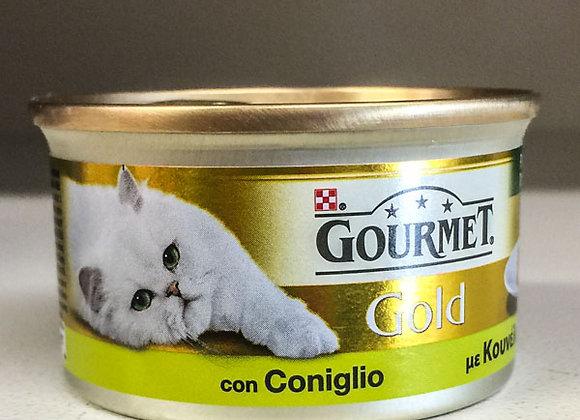 Paté Coniglio Gourmet Gold 85gr