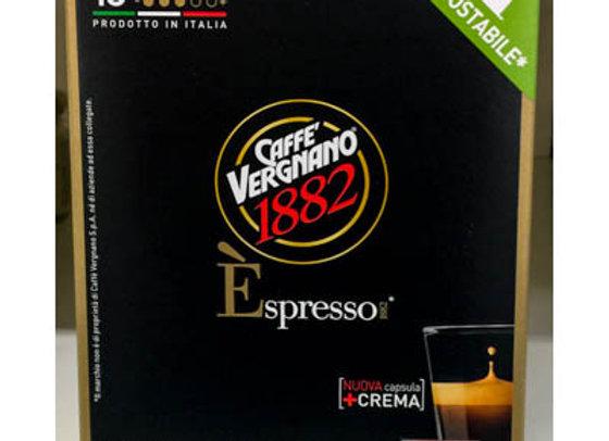 10 Capsule espresso  ARABICA VERGNANO