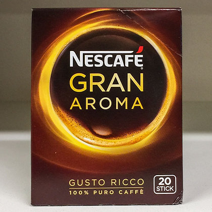 20 BUSTE GRAN AROMA NESCAFE'