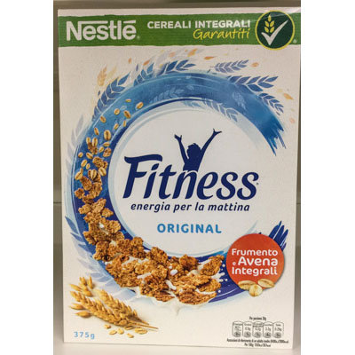 FITNESS Original Nestle' 375 gr.