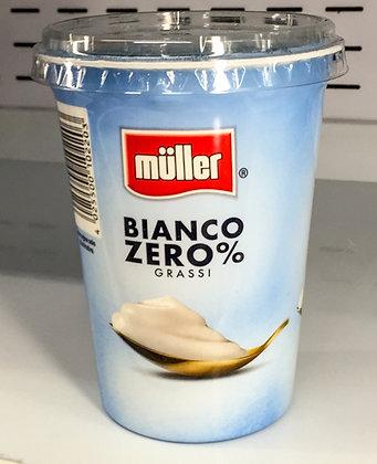 YOGURT Muller BIANCO zero 500 gr.