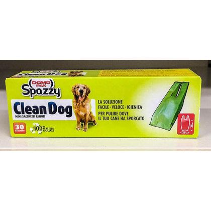 30 SACCH. CLEAN DOG