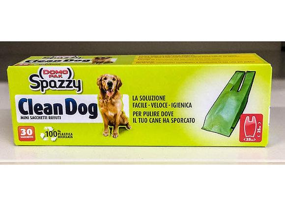 30 Sacchetti Clean Dog