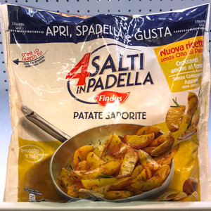 PATATE SAPORITE FINDUS 450 GR