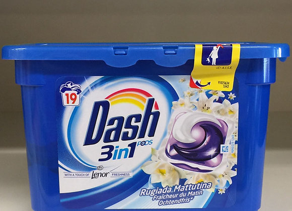 Dash Capsule Pods All in 1