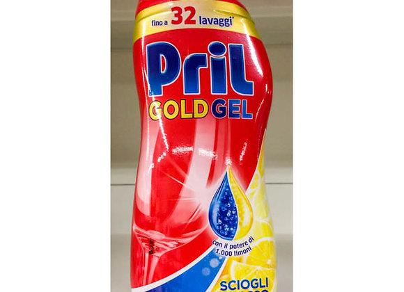 PRIL GEL LAVAST. 650 ML