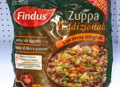 Zuppa Tradizionale Findus 500gr
