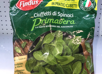 Ciuffetti Spinaci Findus 450gr